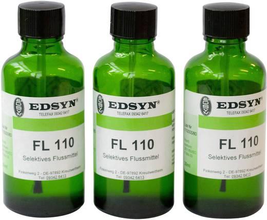 Lötwasser Edsyn FL110 Inhalt 30 ml F-SW 33