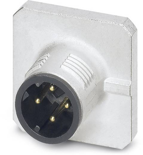 SACC-SQ-M12MSD-4CON-20-L180 - Einbausteckverbinder SACC-SQ-M12MSD-4CON-20-L180 Phoenix Contact Inhalt: 10 St.
