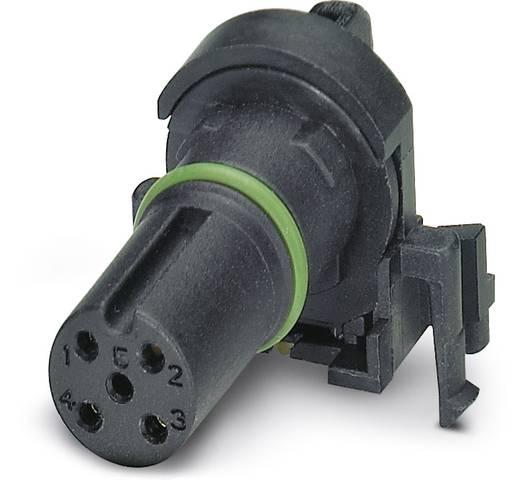 Sensor-/Aktor-Einbausteckverbinder M12 Buchse, Einbau Polzahl: 4 Phoenix Contact 1436628 SACC-CI-M12FS-4CON-L90 SCO 20