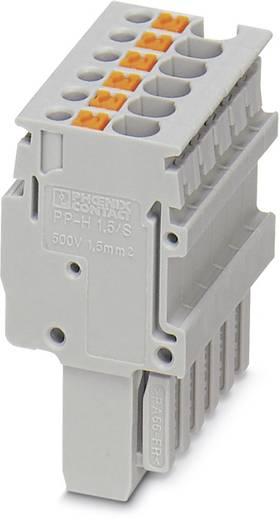 PP-H 1,5/S/3 (1GY/1BU/1GNYE) - Stecker PP-H 1,5/S/3 (1GY/1BU/1GNYE) Phoenix Contact Grau Inhalt: 50 St.
