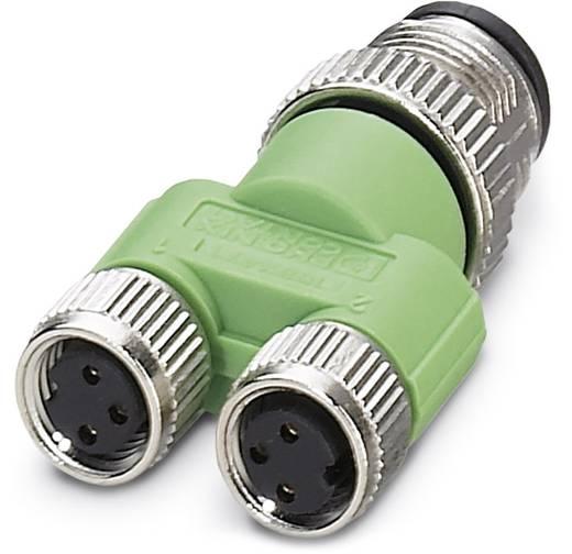SAC-3P-M12Y/2XM 8FS - Y-Verteiler SAC-3P-M12Y/2XM 8FS Phoenix Contact Inhalt: 5 St.