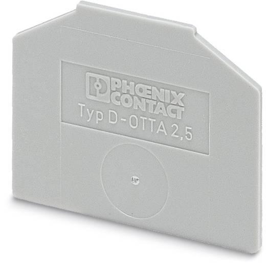 D-OTTA 6 - Abschlussdeckel D-OTTA 6 Phoenix Contact Inhalt: 50 St.