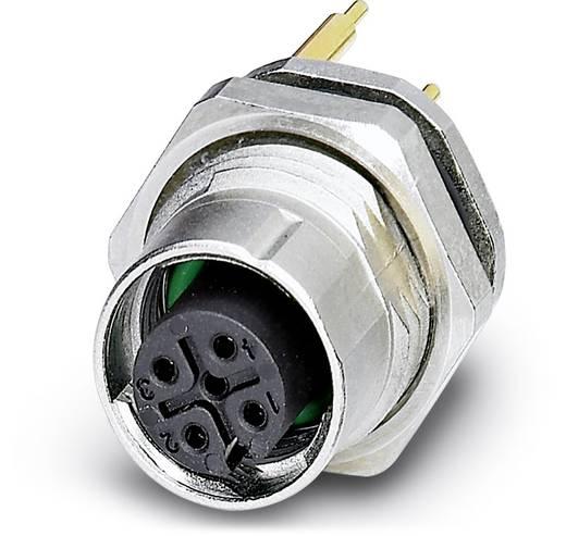 Sensor-/Aktor-Einbausteckverbinder M12 Buchse, Einbau Polzahl: 4 Phoenix Contact 1558522 SACC-DSI-FS-4CON-L180/12 SCOSH