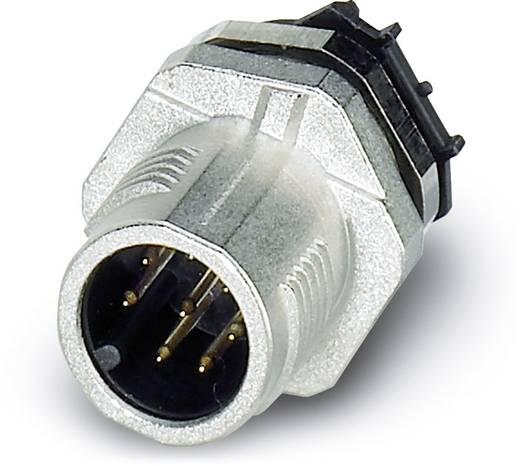 Sensor-/Aktor-Einbausteckverbinder M12 Stecker, Einbau Polzahl (RJ): 8 Phoenix Contact 1551765 SACC-DSIV-MS-8CON-L180 S