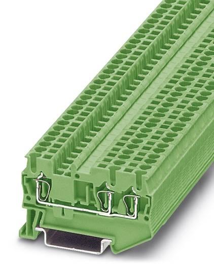 ST 2,5-TWIN GN - Durchgangsklemme ST 2,5-TWIN GN Phoenix Contact Grün Inhalt: 50 St.