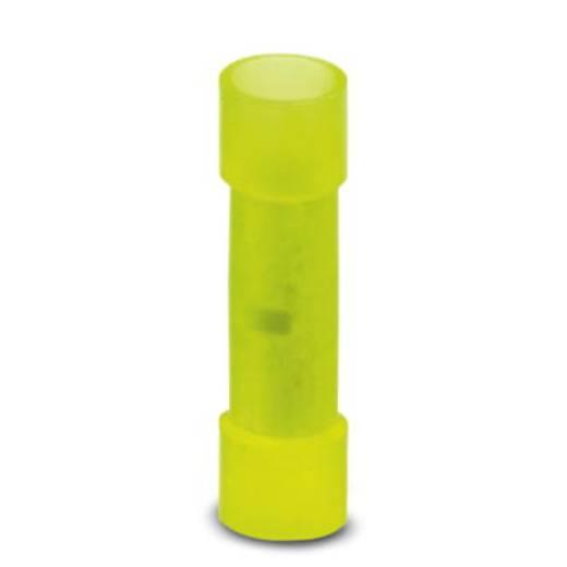 Stoßverbinder 0.50 mm² 1 mm² Vollisoliert Rot Phoenix Contact 3240061 50 St.