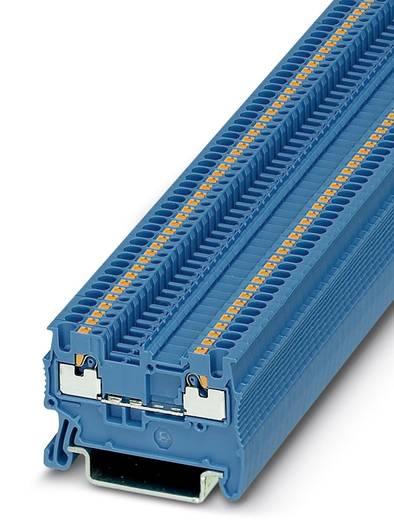 PT 1,5/S BU - Durchgangsreihenklemme PT 1,5/S BU Phoenix Contact Blau Inhalt: 50 St.