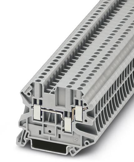 UT 2,5-TWIN - Durchgangsreihenklemme UT 2,5-TWIN Phoenix Contact Grau Inhalt: 50 St.