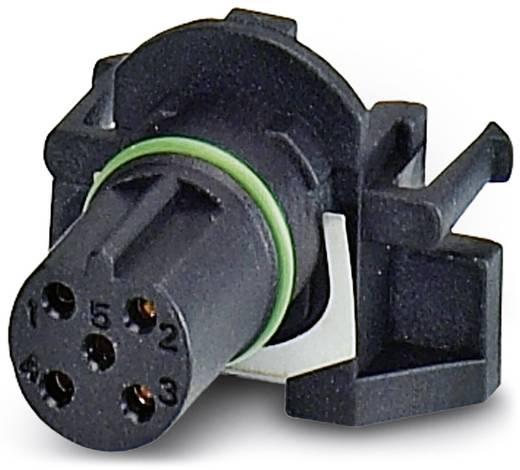 Sensor-/Aktor-Einbausteckverbinder M12 Buchse, Einbau Polzahl (RJ): 5 Phoenix Contact 1551477 SACC-CI-M12FSB-5CON-L180