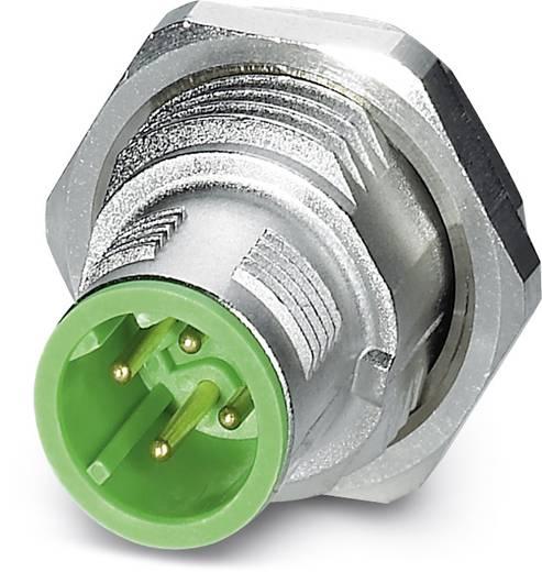 Sensor-/Aktor-Einbausteckverbinder M12 Stecker, Einbau Polzahl (RJ): 4 Phoenix Contact 1456556 SACC-DSI-MSD-4CON-L180/S