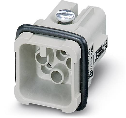 Steckereinsatz HC-D 1679456 Phoenix Contact 7 + PE Crimpen 10 St.