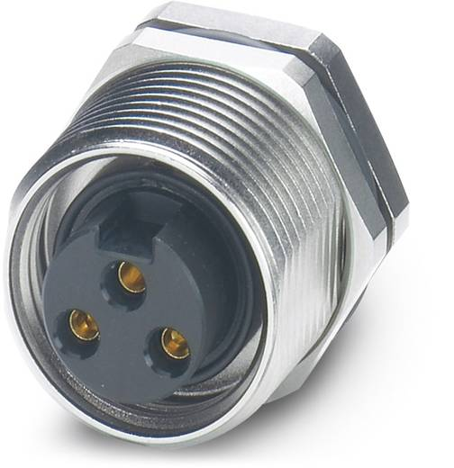 "Sensor-/Aktor-Einbausteckverbinder 7/8"" Buchse, Einbau Polzahl: 4 Phoenix Contact 1457843 SACC-DSI-MINFS-4CON-M26 PCB 1"
