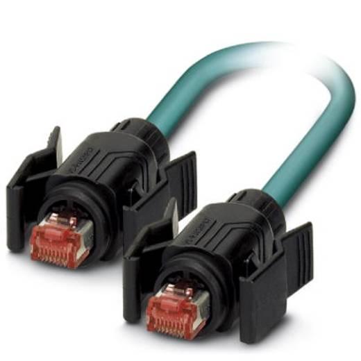 RJ45 Netzwerk Anschlusskabel CAT 6 S/FTP 6 m Blau Phoenix Contact
