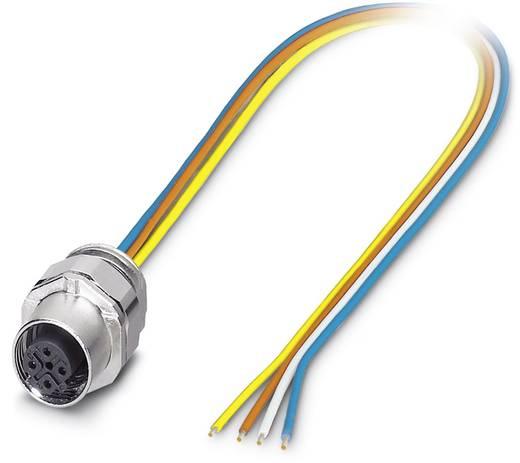 SACC-EC-FSD-4CON-M16/0,5 SCO - Bussystem-Einbausteckverbinder SACC-EC-FSD-4CON-M16/0,5 SCO Phoenix Contact Inhalt: 1 St