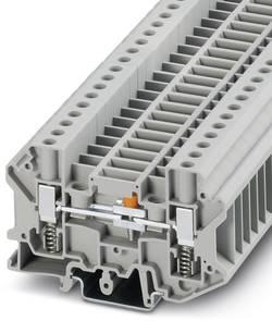 Bloc de jonction de sectionnement pour transducteur USST 6-T Phoenix Contact USST 6-T 3070312 gris 50 pc(s)