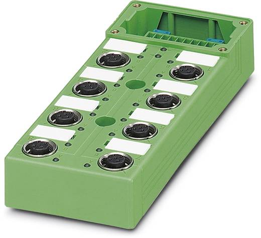 Sensor/Aktorbox passiv M12-Verteiler mit Metallgewinde SACB-8/8-L-C GG SCO 1516768 Phoenix Contact 1 St.