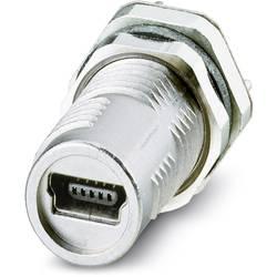 Zabudovateľný zástrčkový konektor pre senzory - aktory Phoenix Contact VS-EC-MSDB SH SCO 1440711, 20 ks