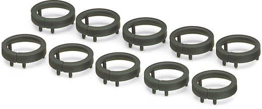 Sensor-/Aktor-Steckverbinder, unkonfektioniert Kodierringe Phoenix Contact 1658202 VS-08-RJ45-Q-COD-BK 10 St.