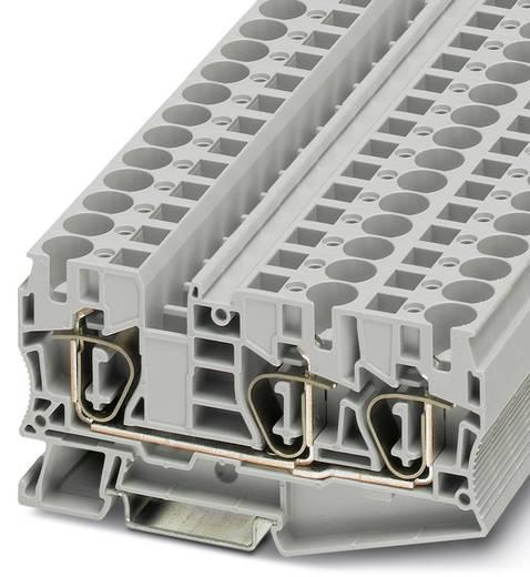 ST 10-TWIN - Durchgangsreihenklemme ST 10-TWIN Phoenix Contact Grau Inhalt: 25 St.