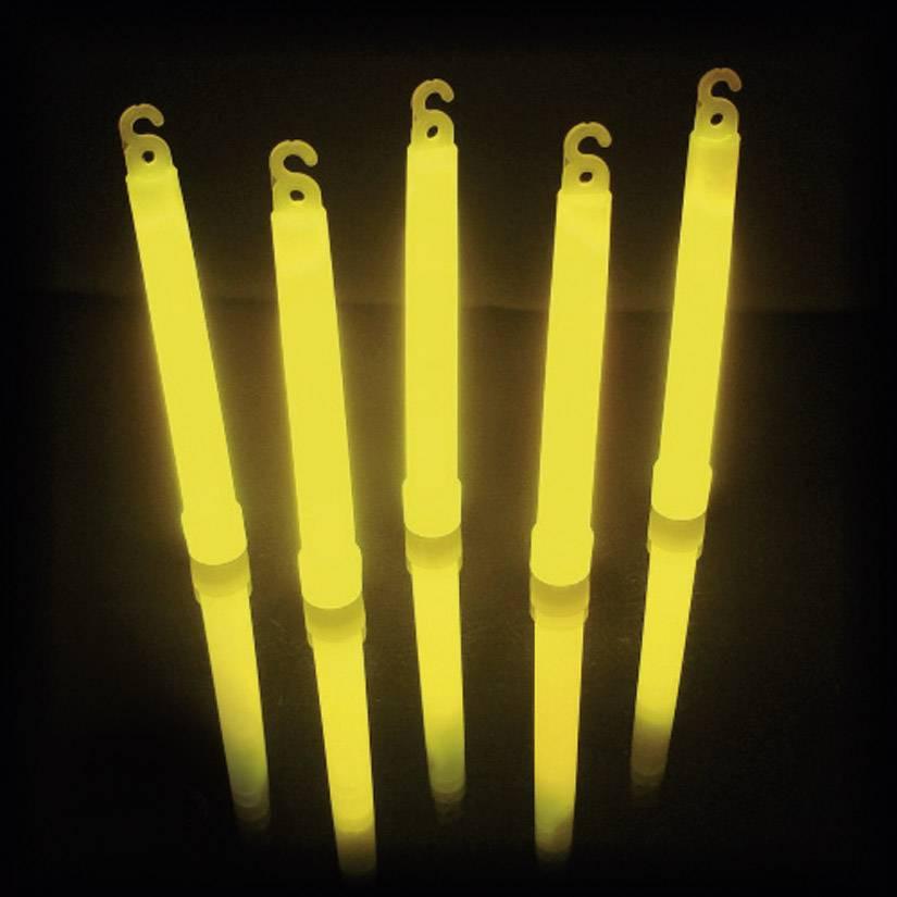 10 x Knicklichter blau 15 cm  Ø 12 mm 8 h Leuchtstab