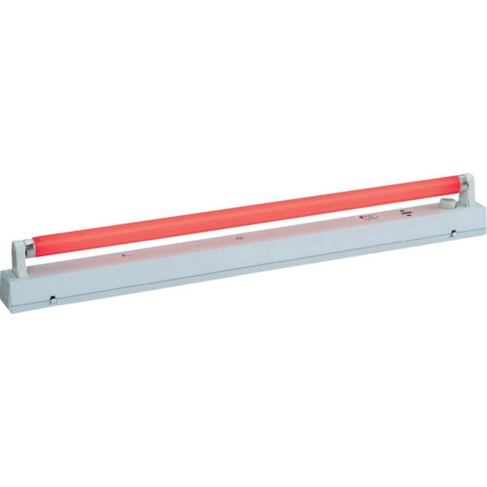tube fluorescent 120 cm 36w rouge. Black Bedroom Furniture Sets. Home Design Ideas