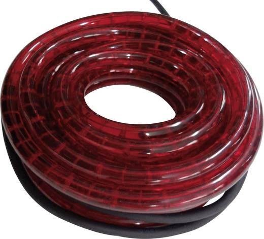 Basetech Halogen Lichtschlauch 5 m Rot