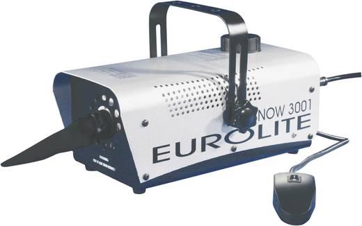 Schneemaschine Eurolite Snow 3001 inkl. Befestigungsbügel, inkl. Kabelfernbedienung