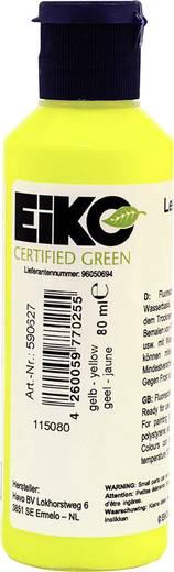 UV-Leuchtfarbe Gelb Eiko 80 ml