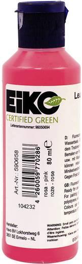 UV-Leuchtfarbe Pink Eiko 80 ml