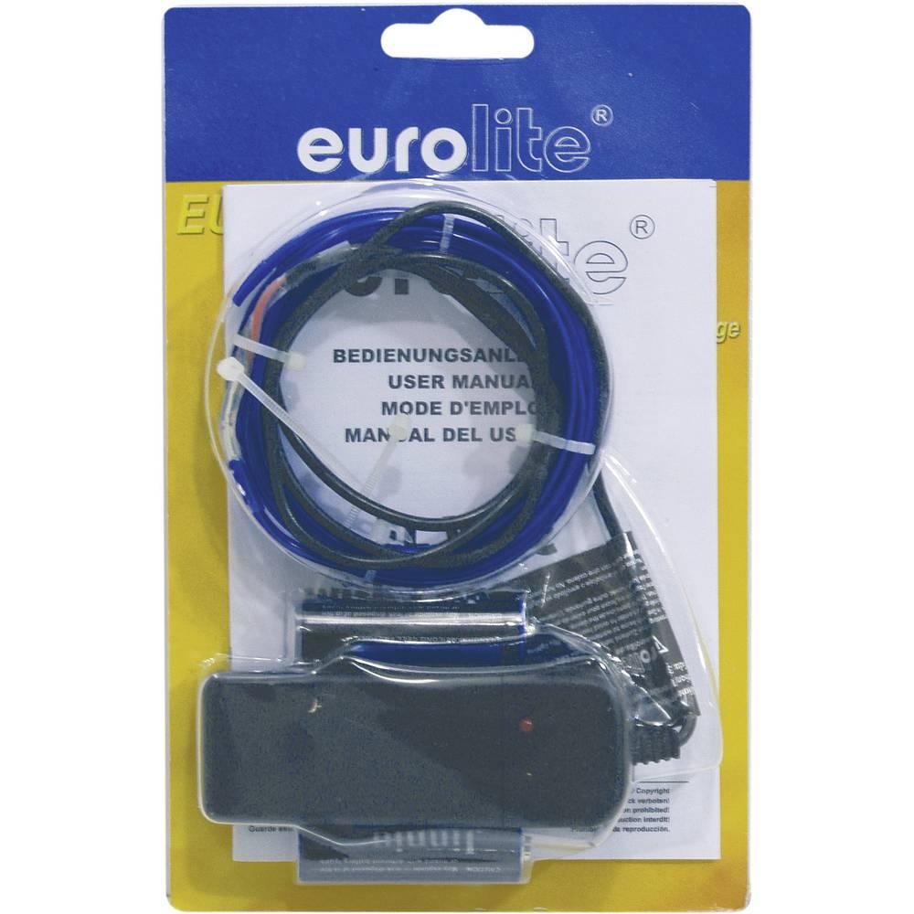 Leuchtschnur 3 V Blau 2 m Eurolite Elektro-Luminiszenz im Conrad ...