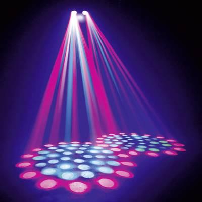 Faretto LED disco ADJ Reflex Pulse Numero di LED:137 x