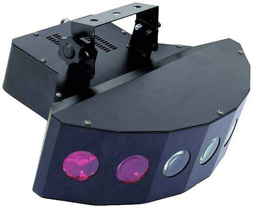 LED-Effektstrahler Eurolite SCY-7 Anzahl LEDs:63 x