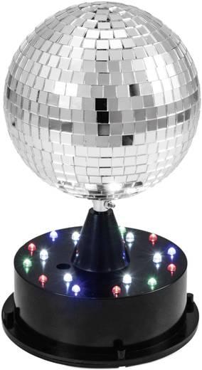 LED Discokugel-Set mit Standfuß, mit LED-Beleuchtung 13 cm 42109269