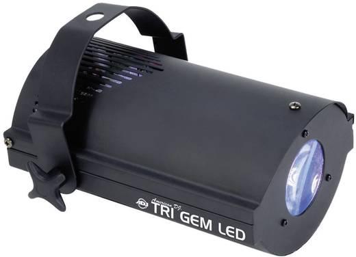 LED-Effektstrahler ADJ Tri GEM LED Anzahl LEDs:3 x 1 W