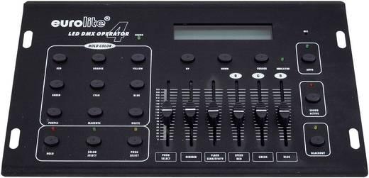 DMX Controller Eurolite LED Operator 4 Musiksteuerung