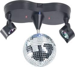 LED disko koule s reflektory Renkforce - Renkforce LED disko koule s reflektory - Renkforce LED disko koule s reflektory