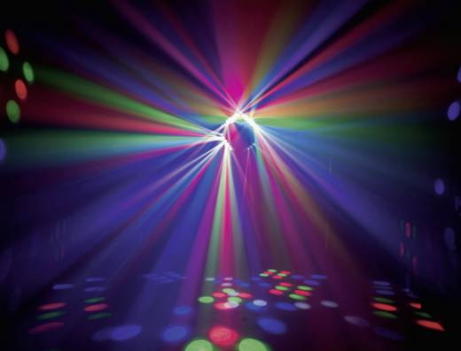 DMX LED-Effektstrahler ADJ Revo Sweep Anzahl LEDs:84 x 0.12 W