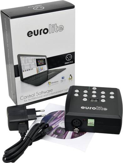 DMX Software Eurolite SAP-512