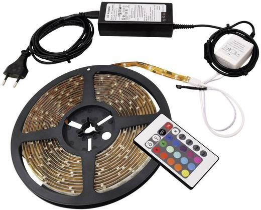 eurolite smd5050 led streifen led strip rgb led 1 5 m kaufen. Black Bedroom Furniture Sets. Home Design Ideas