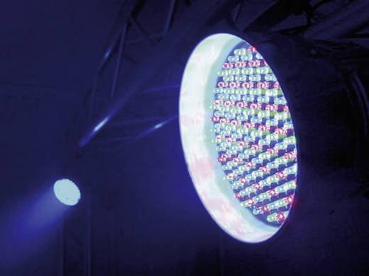 LED-PAR-Scheinwerfer Eurolite LED PAR-56 Kurz Anzahl LEDs: 151 x Silber
