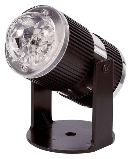 LED-Effektstrahler Mc Crypt GST-104B Anzahl LEDs:12 x