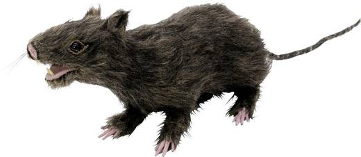 Ratte, lebensecht mit Fell