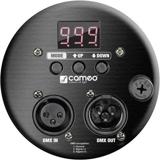 LED-PAR-Scheinwerfer Cameo CLP56RGB05BS Anzahl LEDs: 151 x Schwarz