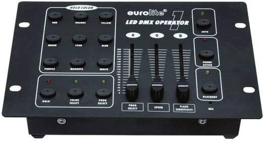 DMX Controller Eurolite Operator 1 5-Kanal Musiksteuerung