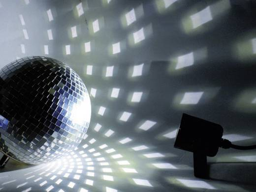 LED-Pinspot Eurolite LED PST-3 W 6000 K Anzahl LEDs: 1 x 3 W Schwarz