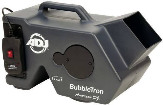 Seifenblasenmaschine ADJ Bubble Tron inkl. Kabelfernbedienung
