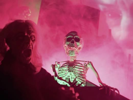 Halloween-Figur Skelett