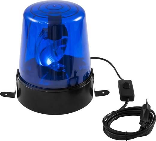 Halogen Polizeilicht Eurolite 50603027 15 W Blau Anzahl Leuchtmittel: 1