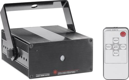Laser-Lichteffekt Mc Crypt GLP19