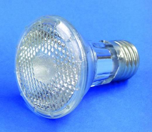 Halogen Lichteffekt Leuchtmittel Omnilux Par-20 Flood 230 V E27 50 W Weiß dimmbar